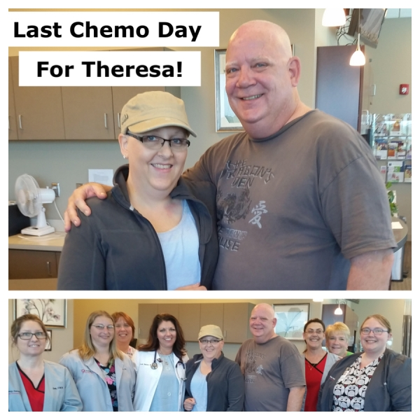 Breast-Cancer-Survivor-Theresa-Ourada-Last-Chemo-Day