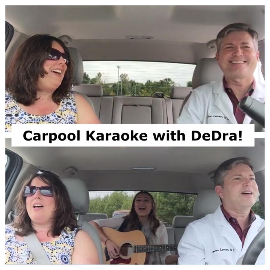 Carpool Karaoke with Dedra Robb Stage4 Breast Cancer Survivor
