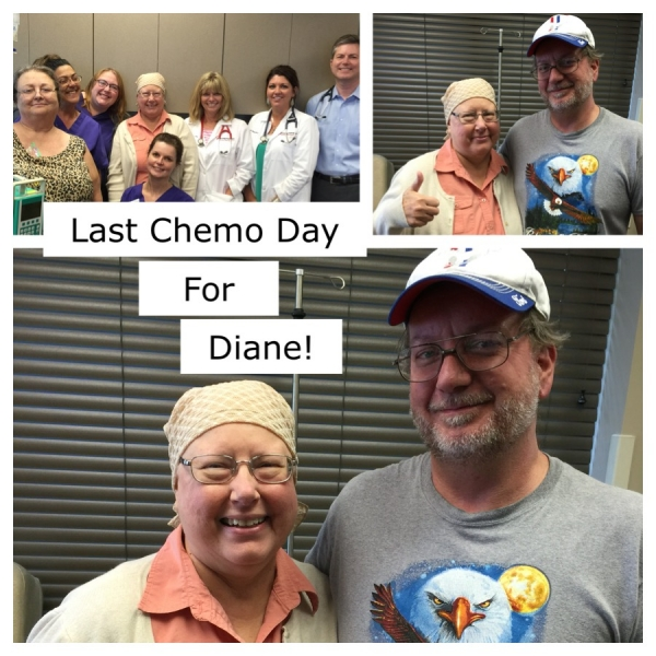 Diane-Torrey-Last-Chemo-Day-Stage1-Breast-Cancer