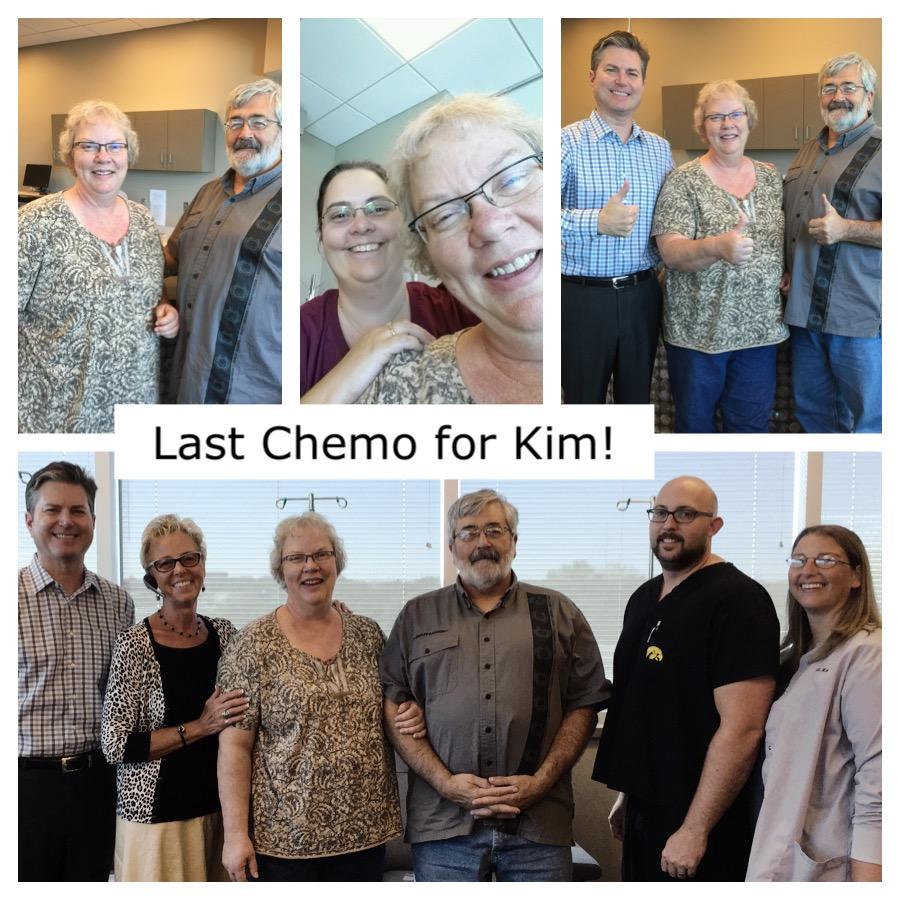 Kim Foresman Non-Hodgkin Cancer Survivor