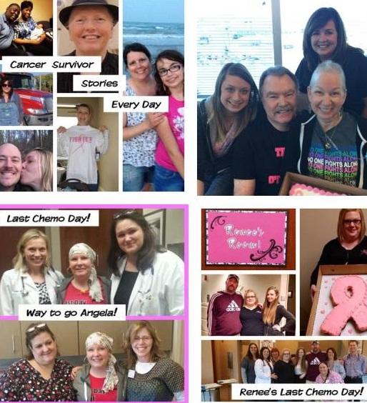 Cancer Survivor Stories Every Day