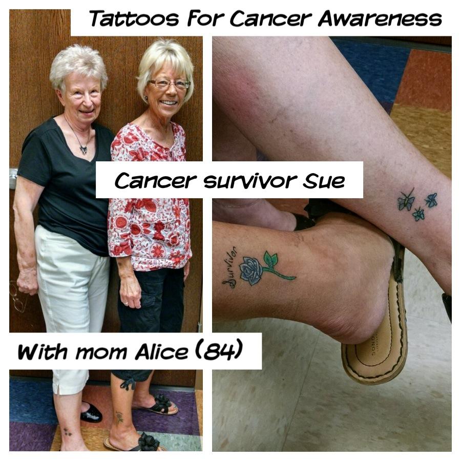 Pancreatic Cancer Survivor Frances Ziems